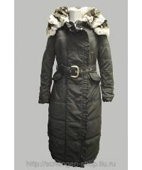 Женское пальто Diego M черное 32082