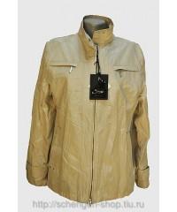 Женская куртка Feyem Vic бежевая