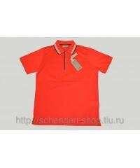 Рубашка Lagerfeld красная 32067