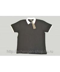 Рубашка Lagerfeld синяя 31833