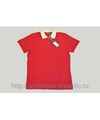 Рубашка Lagerfeld красная 31833