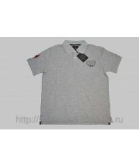 Рубашка Fred Mello синяя 46023