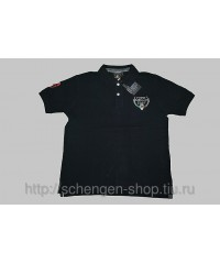 Рубашка Fred Mello черная 46023