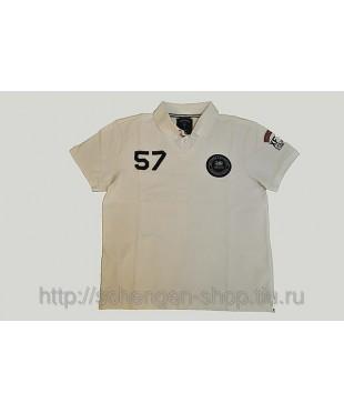 Рубашка Stangata белая 45192