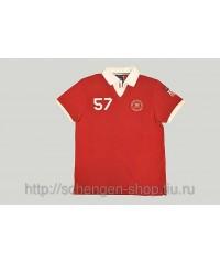 Рубашка Stangata красная 45192
