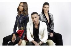 Balmain for H&M - новая дизайнерская коллаборация шведского ритейлера
