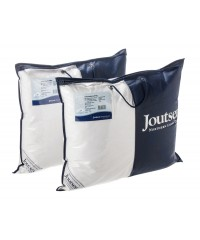 Подушка Joutsen 50x70 см, Suoja, 625гр., среднемягкая, средневысокая, 60% пух,40% мелкое перо