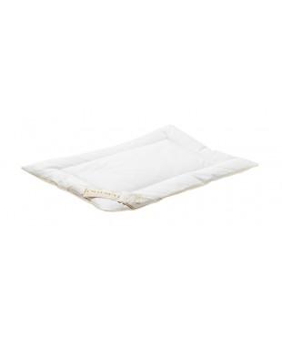 Подушка для новорожденного Joutsen 30x40 см,25гр., мягкая, низкая, 100% пух