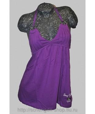 Женский топ Fred Mello фиолетовый
