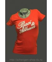 Женская блузка красая Bacci&Abbracci