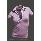 Женская блузка Bacci&Abbracci фиолетовая 46112