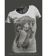 Женская блузка белая Bacci&Abbracci 46113