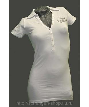 Блузка белая Bacci&Abbracci 46114