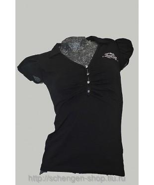 Женская кофта Puerco Espin черная